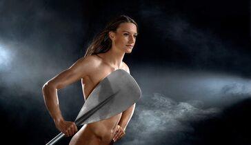 deutsche weibliche olympia athleten nackt