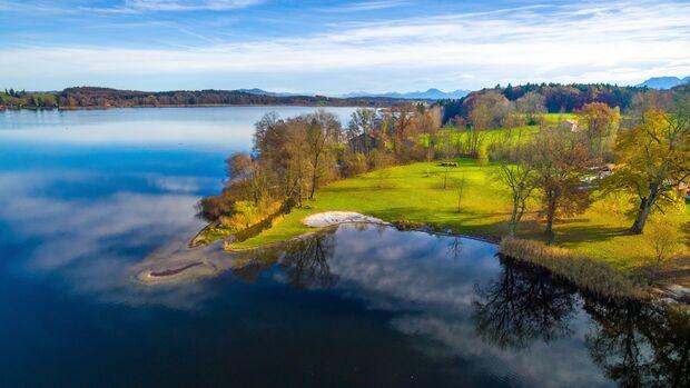Die 10 schönsten Seen in Deutschland