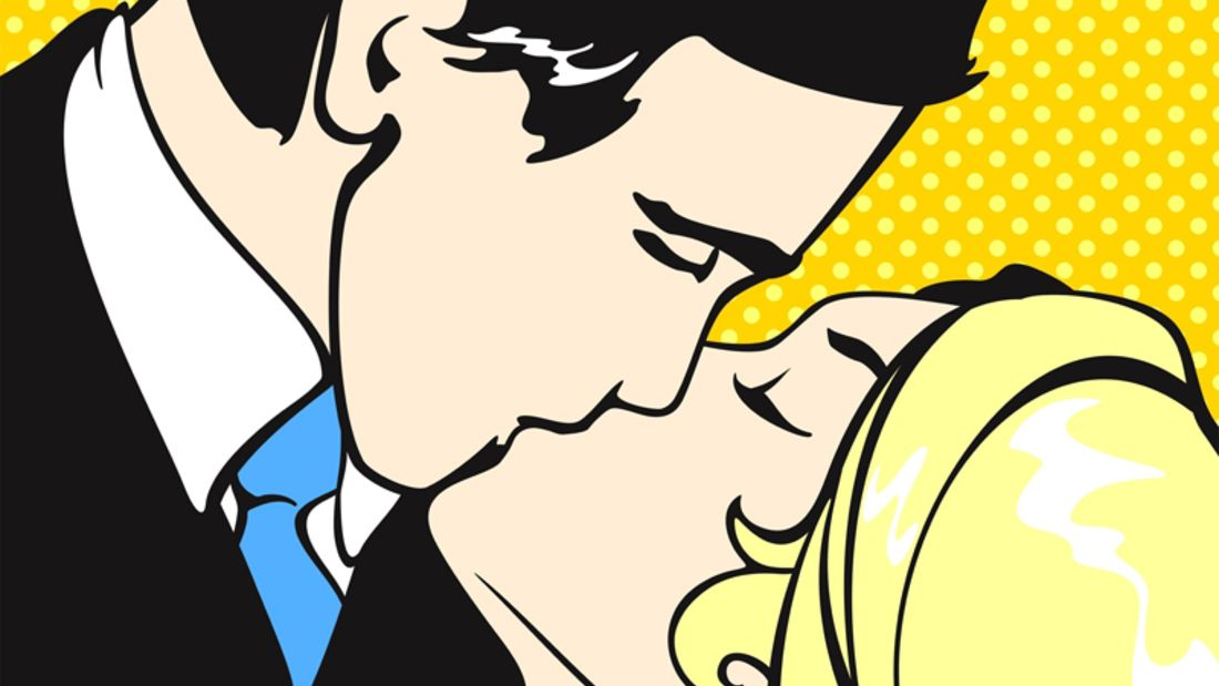 Die 6 Stufen der Verliebtheit: Der erste Kuss