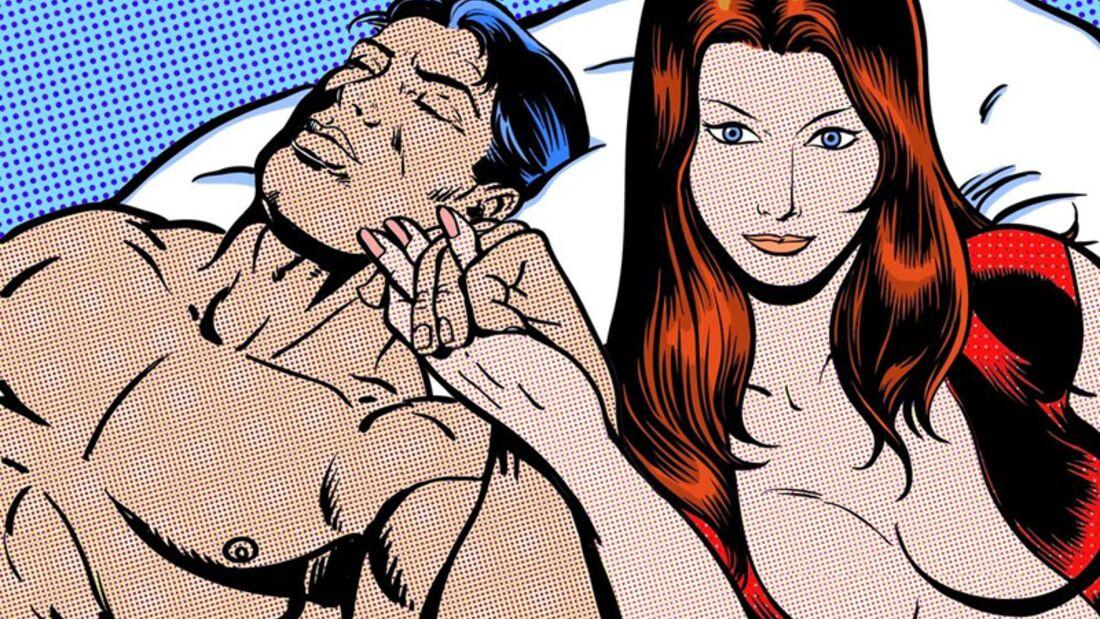 Die 6 Stufen der Verliebtheit: Der erste Sex
