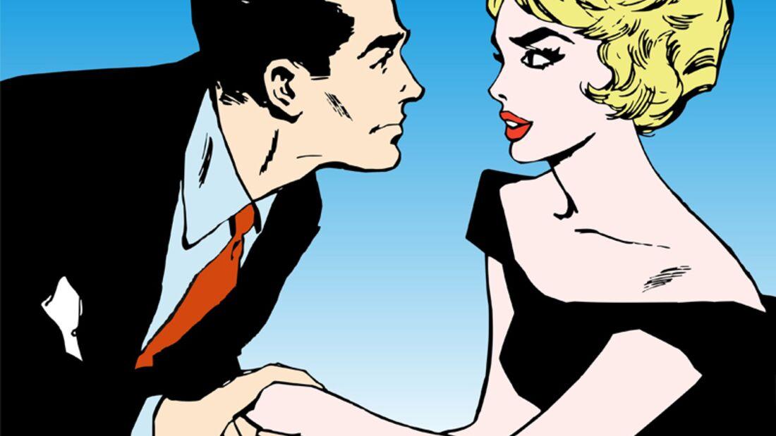 Die 6 Stufen der Verliebtheit: Die erste Verabredung
