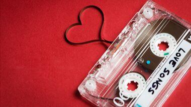 Die 70 schönsten Liebeslieder