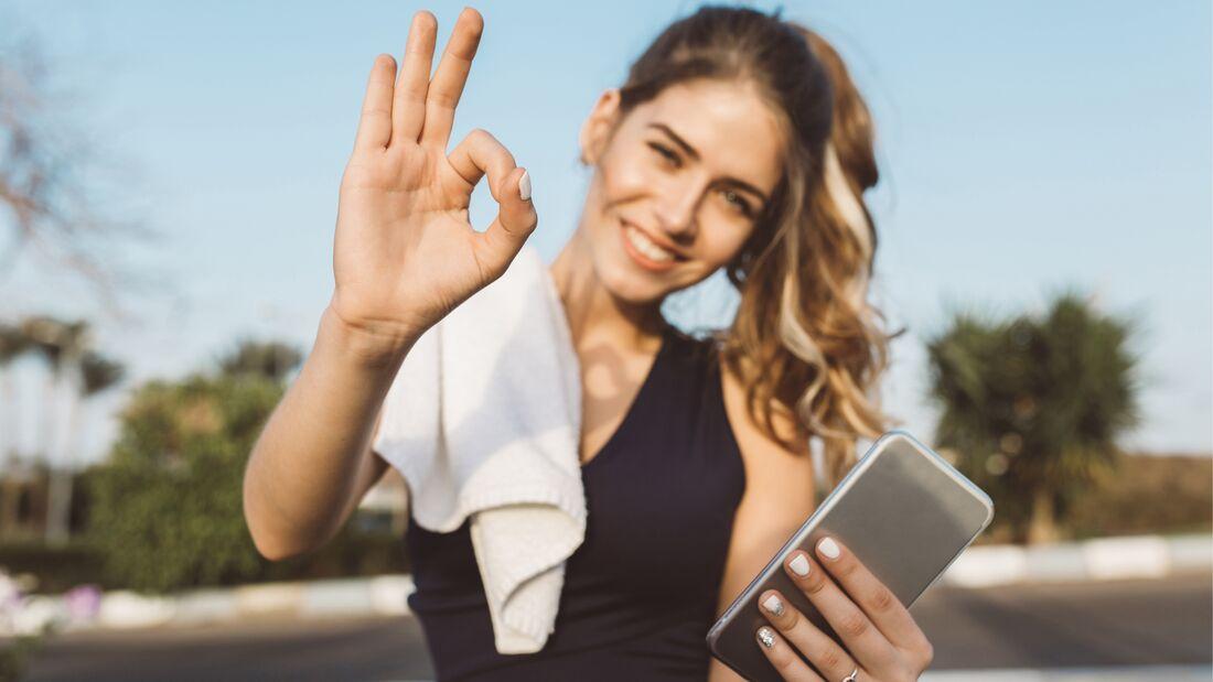 Die Apps von Women's Health