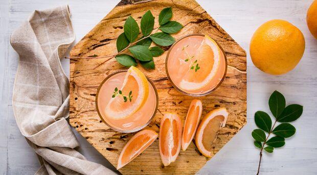 Die Grapefruit lässt sich vielseitig verwenden