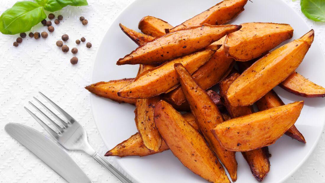 Die Süßkartoffel sorgt für einen ausgeglichenen Haushalt dieser körpereigenen Vorräte von aktiven Anti-Stress-Mineralstoffen, so dass unser Organismus der nächsten Stress-Situation gelassen entgegen sehen kann.