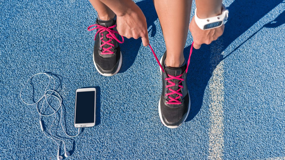 Die besten Fitness-Apps