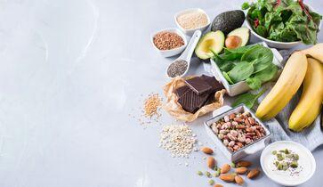 Gesunde Ernährung für eine 25-jährige Frau