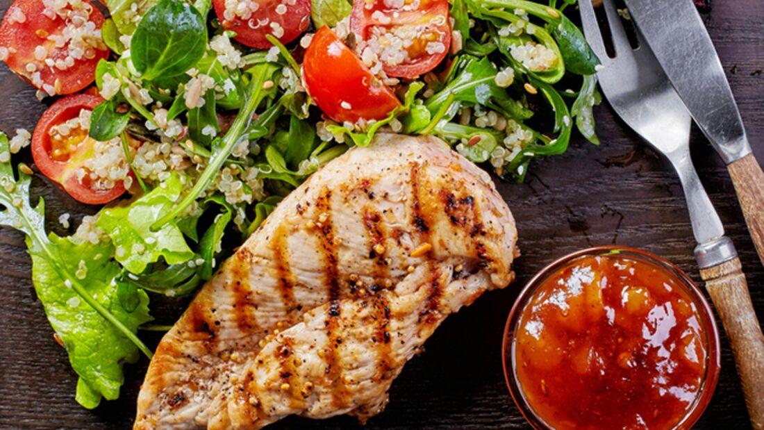 Die besten Muskelaufbau-Lebensmittel für Frauen