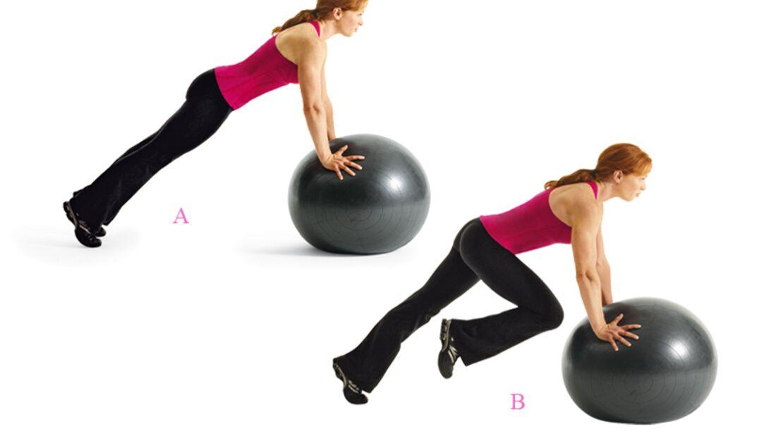 Die besten Übungen für einen flachen Bauch