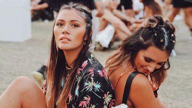 Die coolsten Festival-Looks