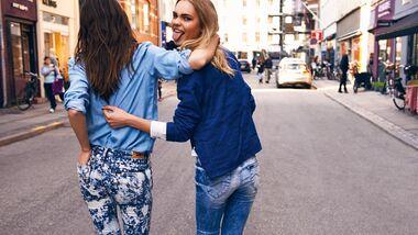 Die coolsten Jeanslabel