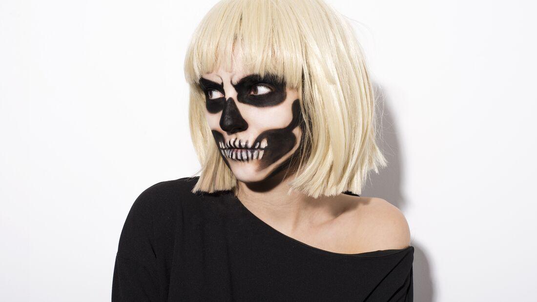 Die gruseligsten Halloween-Make-ups