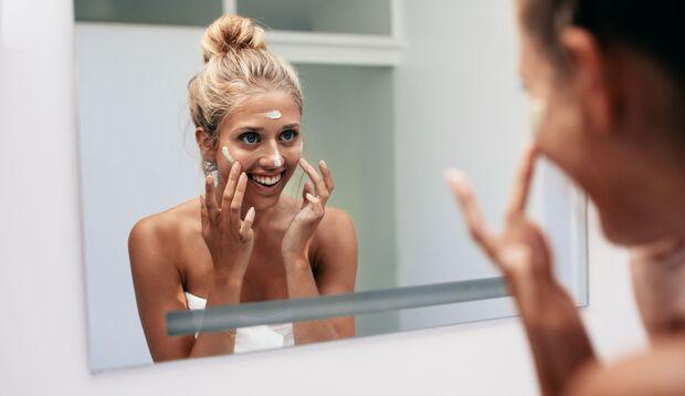 Die perfekte Hautpflegeroutine