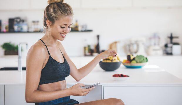 Diese Ernährungs-App sollte jeder Food-Lover auf seinem Handy haben
