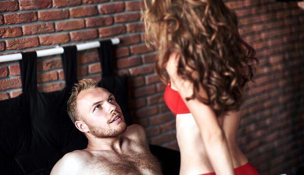 Diese Hodenmassage lieben Männer