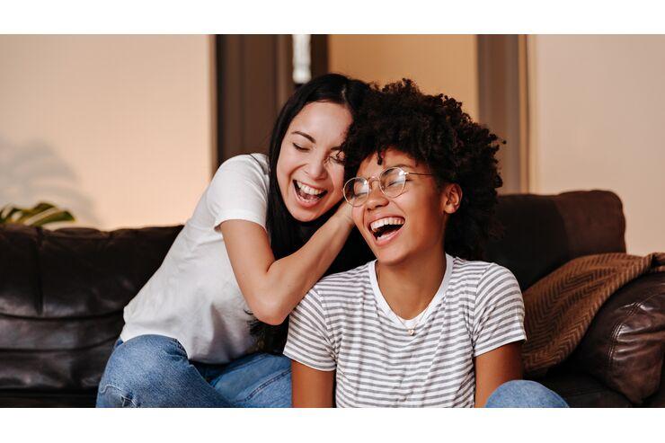 Komplimente an die beste Freundin | WOMENS HEALTH