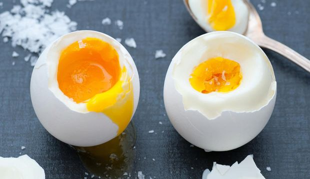 Eier sind gesunde Fettlieferanten