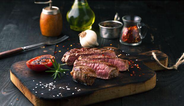 Ein gutes Stück Fleisch ist nicht zu verachten