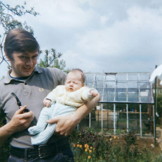 Eine gute Vater-Tochter-Beziehung festigt sich schon früh