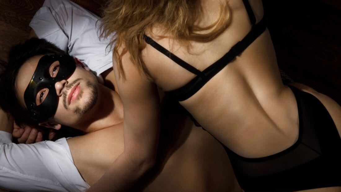 Eins steht fest: Sexfantasien hat jeder Mann