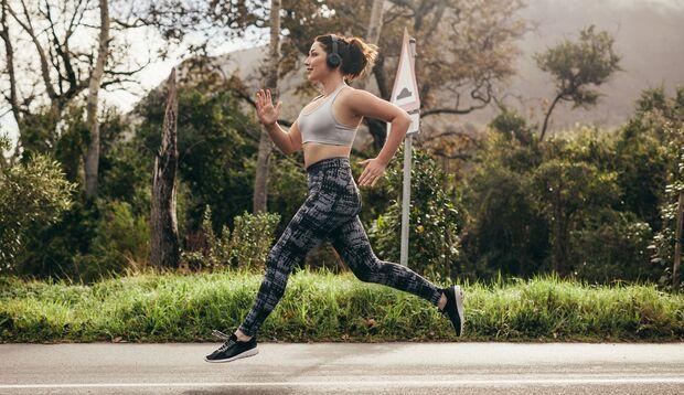 Einstieg Lauftraining Laufeinstieg
