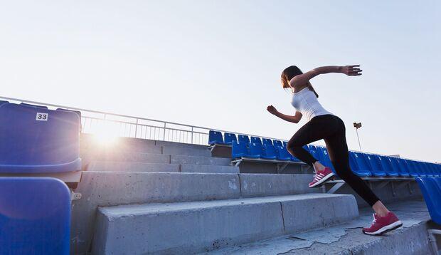 Eiweißpulver kann deine Fitness steigern
