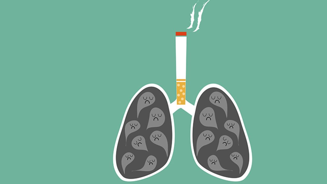 Endlich Nichtraucher werden