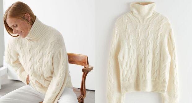 Endlich wieder Kuschelpulli-Zeit. 4 Pullover die dich warm halten