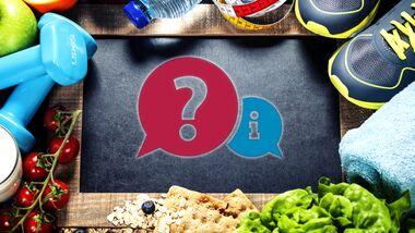 Ernährungs-FAQs zu Projekt Knackpo