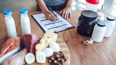 Ernährungsplan erstellen – so geht's