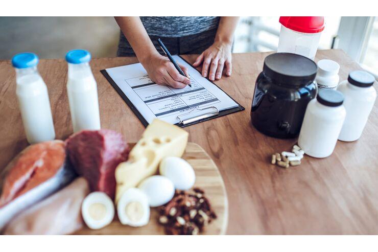 Diät 1700 Kalorien pro Tag