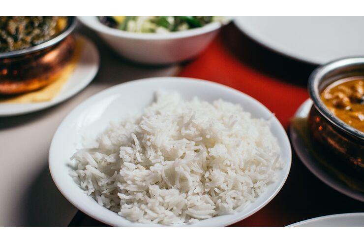 Mit braunem Reis abnehmen