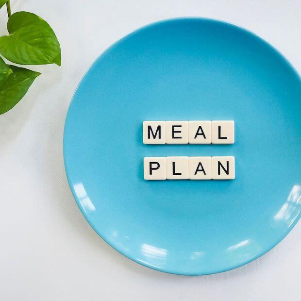Essen mit Plan: Überlege dir vorher, welches Essen du zu wann vorbereitest