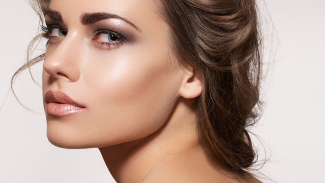 Face-Contouring: Schmaler schminken