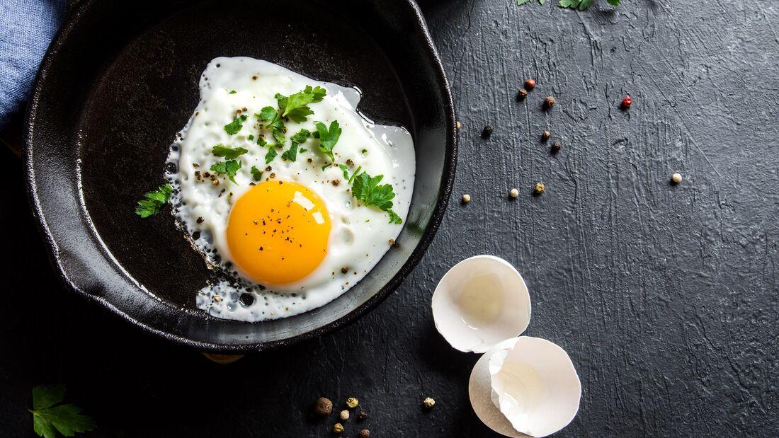 Fatburner Eier