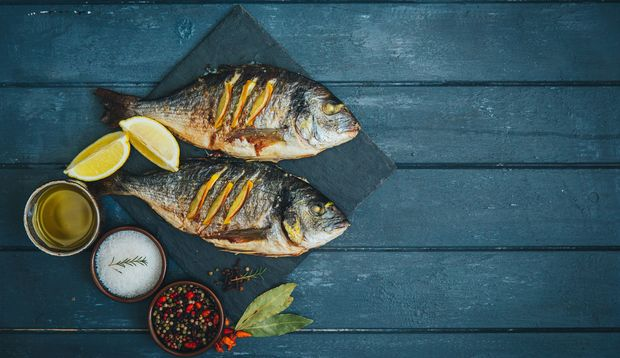 Fisch enthält viel EPA und DHA
