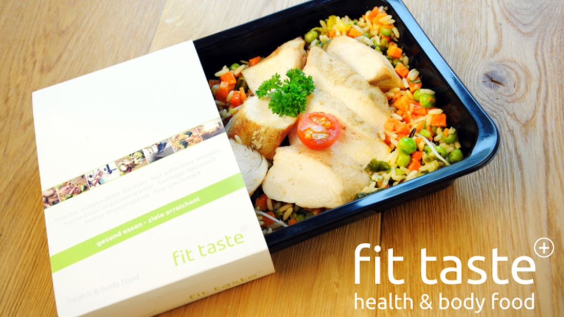 Fitness-Food von fit taste im Test