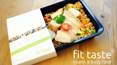 Fitness-Food von fit taste im Test