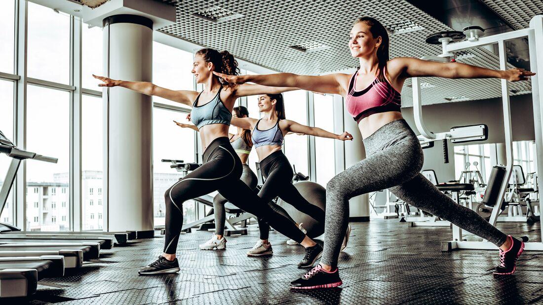 Fitnesstraining stärkt das Immunsystem, deshalb sollte man es trotz Coronavirus-Gefahr nicht ausfallen lassen