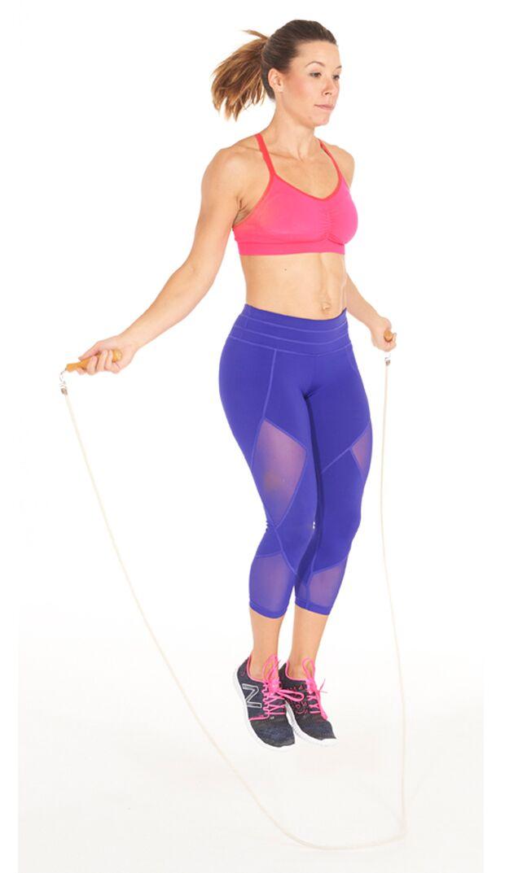 Fitnessübungen Ganzkörper-Training