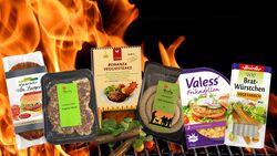 Fleischersatzprodukte im Grilltest