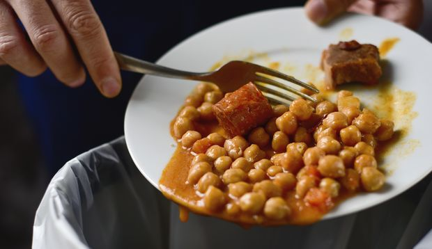 Food Waste stoppen: Wie viel Essen werfen Sie weg?