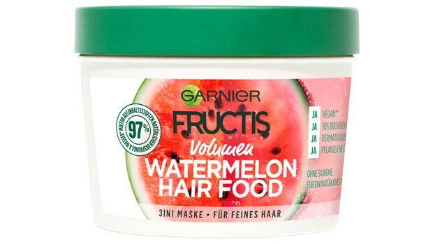 Fructis Volumen Watermelon Kur im Test