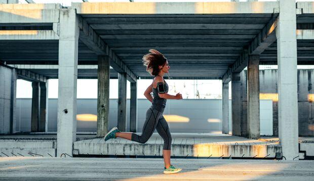 Frühsport setzt Kräfte frei – auch für die mentale Arbeit