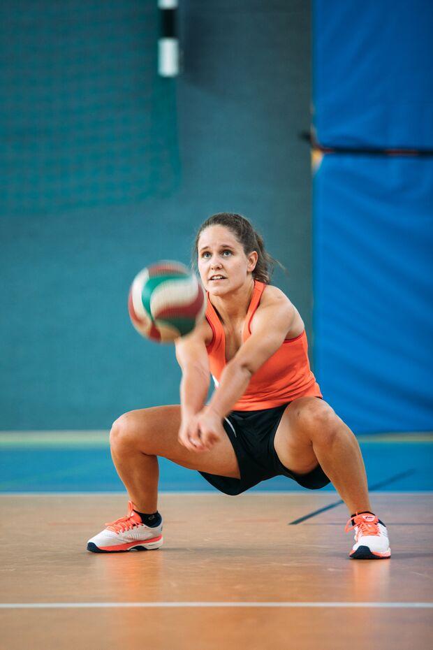 Für Julia ist Sport ein wichtiger Ausgleich zum stressigen Alltag
