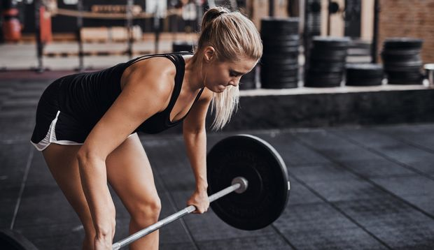 Ganzkörper-Training Workout