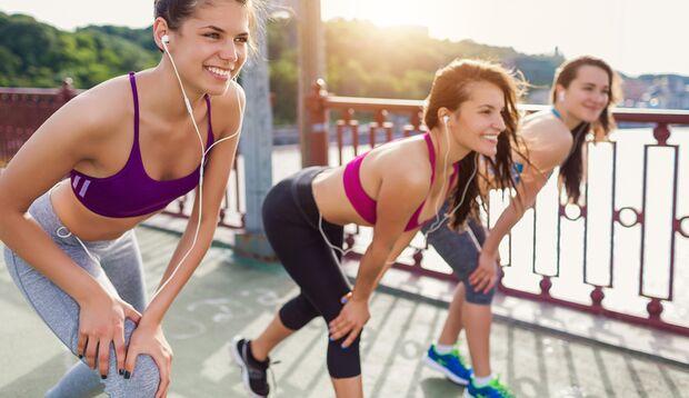 Gemeinsam laufen bringt doppelt Spaß und Erfolg
