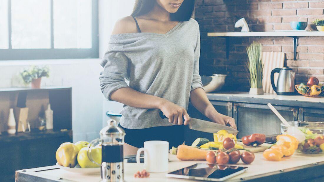 Gesund abnehmen mit der richtigen Ernährung