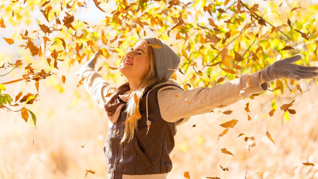 Gesund bleiben im Herbst