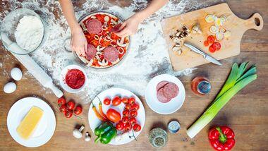 Gesund oder ungesund? Welcher Pizzabelag ist der beste?